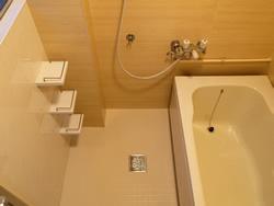浴室パネル貼りリフォーム