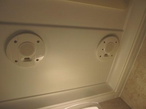 浴室スピーカー