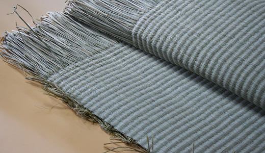 琉球畳の質感