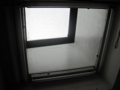 天窓の内部